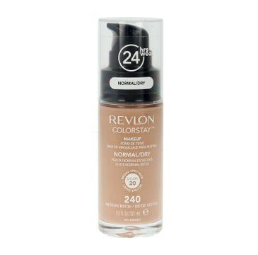 Revlon – Colorstay Dry 240 podkład do twarzy (30 ml)