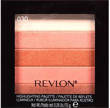 Revlon Highlighting Palette paletka rozświetlająca nr 030 Bronze glow 7.5g