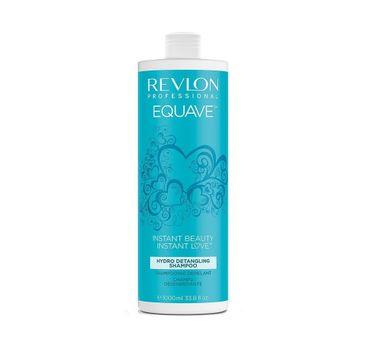 Revlon Professional Equave Hydro Detangling Shampoo nawilżający szampon ułatwiający rozczesywanie 1000ml