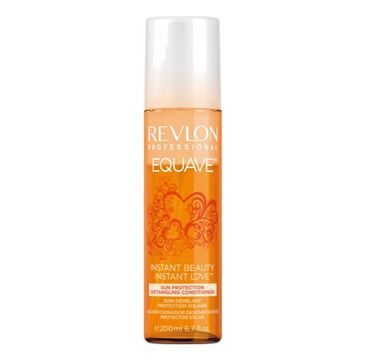 Revlon Professional Equave Sun Procetion Detanging Conditioner chroniąca przed słońcem odżywka ułatwiająca rozczesywanie 200 ml