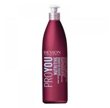 Revlon Professional ProYou Nutitive Moisurizing And Nourishing Shampoo szampon odżywczy 1000ml