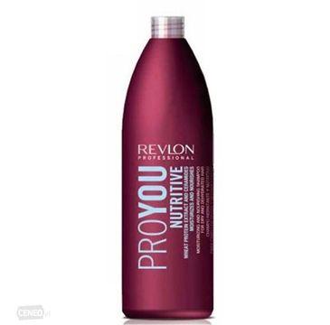 Revlon Professional ProYou Nutitive Moisurizing And Nourishing Shampoo szampon odżywczy 350ml
