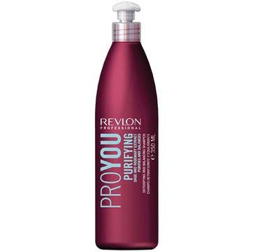 Revlon Professional ProYou Purifying Detoxifying And Balancing Shampoo szampon oczyszczający 350ml