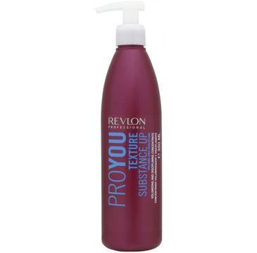 Revlon Professional ProYou Texture Volumizing And Disciplining Concentrate koncentrat dodający objętości 350 ml