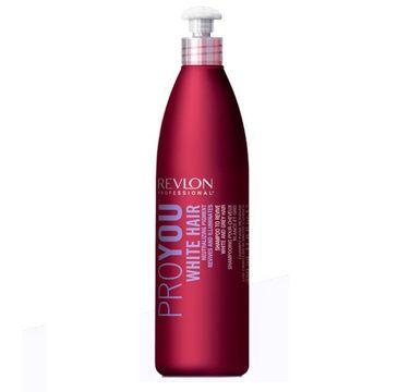 Revlon Professional ProYou White Hair Neutralizing Pigment szampon do włosów blond 350ml