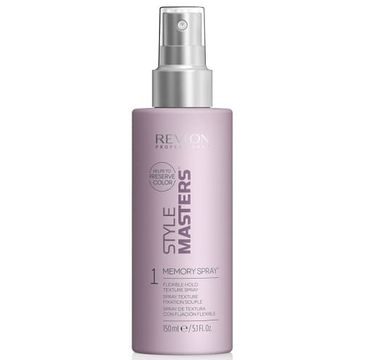 Revlon Professional Style Masters Creator Memory Spray spray do włosów zapamiętujący kształt 150ml
