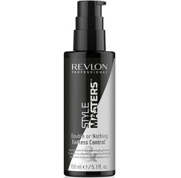 Revlon Professional Style Masters Double Or Nothing Endless Control płynny wosk do elastycznej stylizacji włosów 150ml