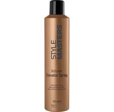 Revlon Professional Style Masters Volume Elevator Spray lakier unoszący włosy od nasady 300ml