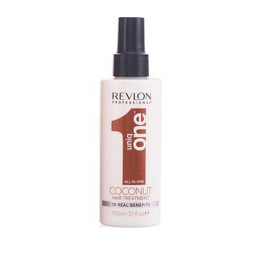 Revlon Professional Uniq One All In One Coconut Hair Treatment 10 Real Benefits odżywka do włosów w sprayu 150ml