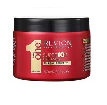 Revlon Professional Uniq One Super 10R Hair Mask odżywcza maska do włosów 300ml
