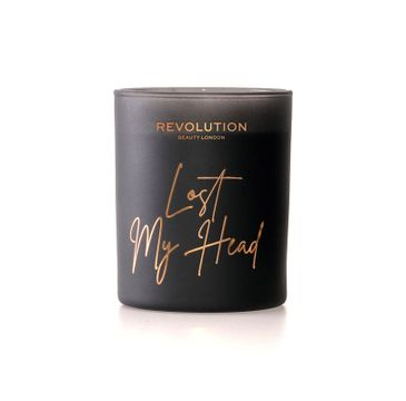 Makeup Revolution – Beauty Świeca zapachowa Lost My Head (200 g)