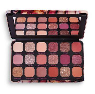 Makeup Revolution – Forever Flawless Allure paleta cieni (1 szt.)