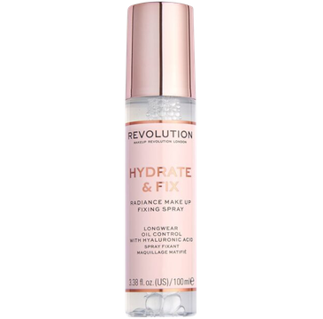 Makeup Revolution – Hydrate & Fix Fixing Spray (100 ml)