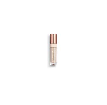 Makeup Revolution Cut Crease Canvas Create – mineralna baza pod cienie do powiek Medium (4,5 ml)