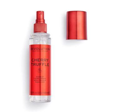 Makeup Revolution – Precious Stone Fixing Spray Cherry Truffle (100 ml)