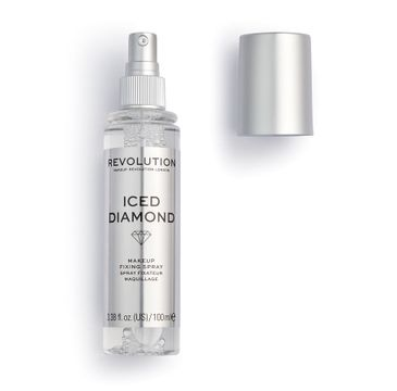 Makeup Revolution – Stone Fixing Spray Iced Diamo (100 ml)