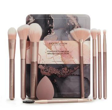 Makeup Revolution Zestaw pędzli Forever Flawless Brush Collection