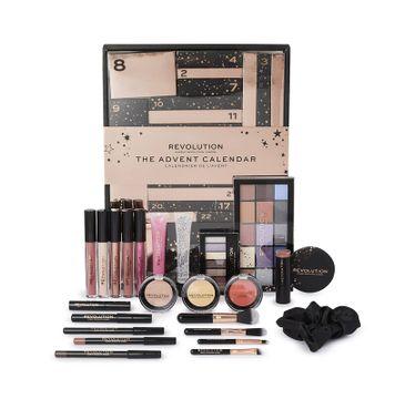Makeup Revolution Advent Calendar 2020 – Kalendarz Adwentowy – zestaw prezentowy z kosmetykami do makijażu (1 szt.)