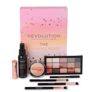 Makeup Revolution XMAS The Evening Rose – zestaw prezentowy