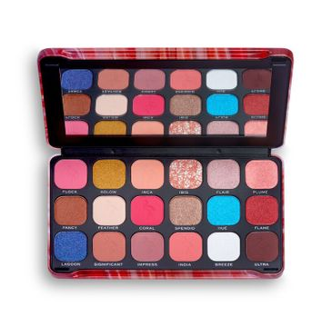 Makeup Revolution – paleta cieni Forever Flawless (1 szt.)