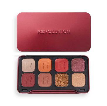 Makeup Revolution – paleta cieni  Forever Flawless Dynamic - Dynasty (1 szt.)