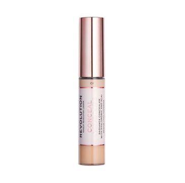Makeup Revolution – Korektor nawilżający Conceal&Hydrate  c7 (1 szt.)
