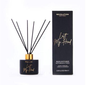 Makeup Revolution – Beauty Dyfuzor zapachowy do pomieszczeń Lost My Head - patyczki+olejek (100 ml)