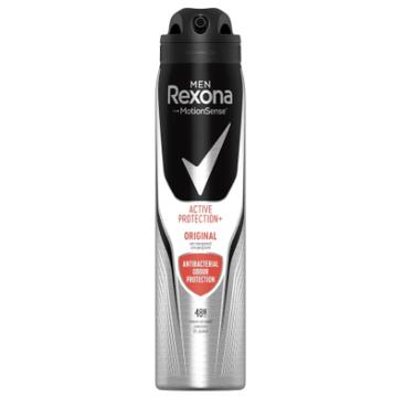 Rexona MEN Active Protection+ Original Anti-Perspirant 48h antyperspirant spray dla mężczyzn (250 ml)