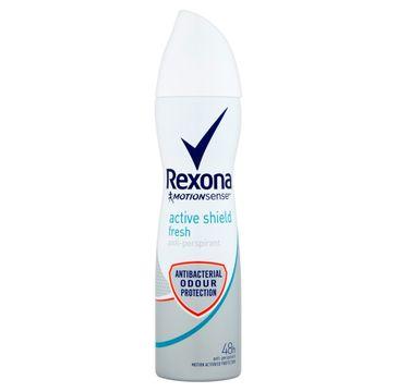 Rexona Motion Sense Active Shield Fresh dezodorant w sprayu damski 150 ml