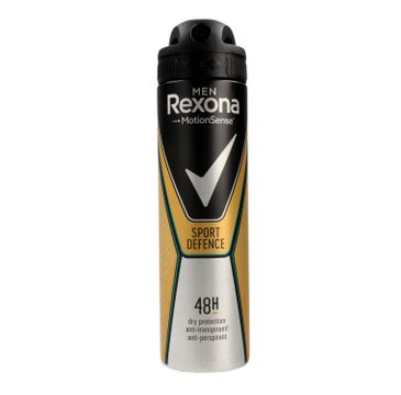 Rexona Motion Sense Men dezodorant spray Sport Defence 150 ml