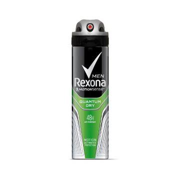 Rexona Motion Sense Men dezodorant w sprayu dla mężczyzn 150 ml