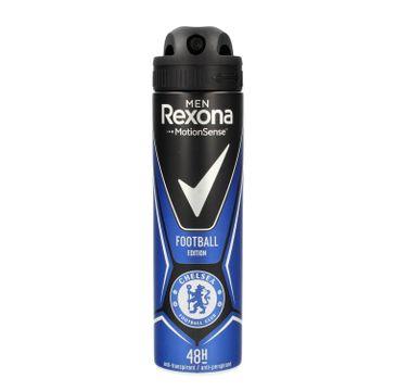 Rexona Motion Sense Men Football Edition dezodorant spray Chelsea Football Club 150 ml