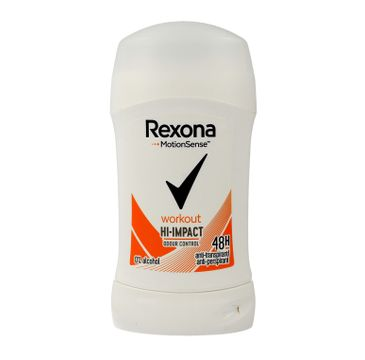 Rexona Motion Sense Woman antyperspirant w sztyfcie 40 ml