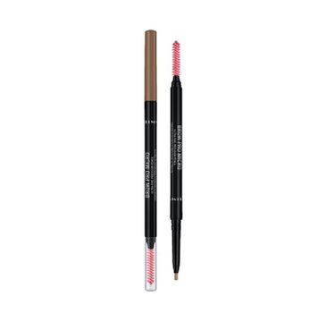Rimmel Brow Pro Micro wysuwana kredka do brwi 01 Blonde 0.09g