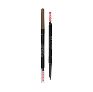Rimmel Brow Pro Micro wysuwana kredka do brwi 02 Soft Brown 0.09g