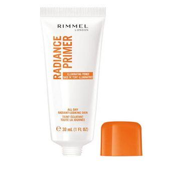 Rimmel Lasting Radiance Primer rozświetlająca baza pod makijaż (30 ml)