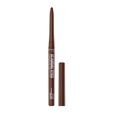 Rimmel Scandal'eyes Exaggerate wodoodporna miękka kredka do oczu 002 Chocolate Brown (0.35 g)