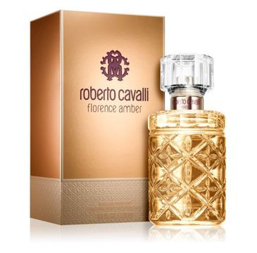 Roberto Cavalli Florence Amber woda perfumowana spray 75ml