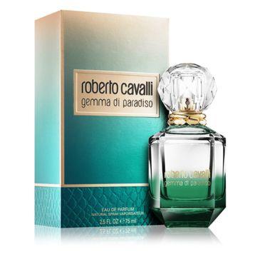 Roberto Cavalli Gemma Di Paradiso woda perfumowana spray 75ml
