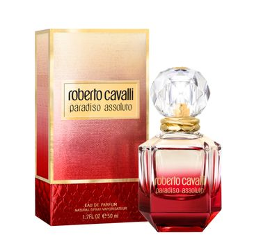 Roberto Cavalli Paradiso Assoluto woda perfumowana spray 50ml