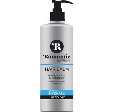 Romantic Professional balsam do włosów Nawilżenie 850 ml