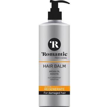 Romantic Professional balsam do włosów Regeneracja 850 ml