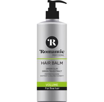 Romantic Professional balsam do włosów zwiększający objętość 850 ml