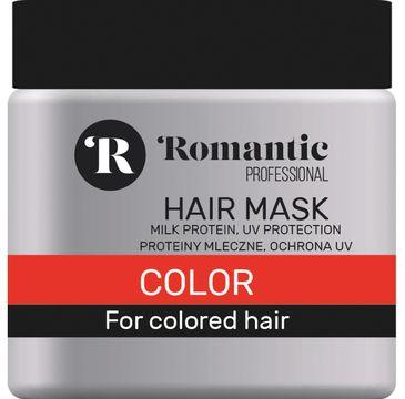 Romantic Professional maska do włosów Kolor 500 ml