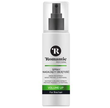 Romantic Professional Spray do włosów nadający objętość 180 ml