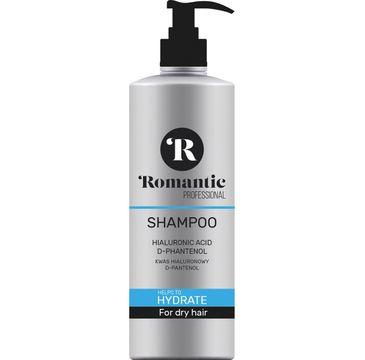 Romantic Professional szampon do włosów nawilżenie 850 ml