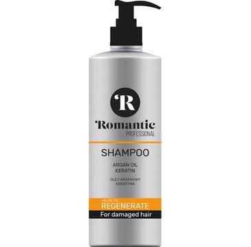 Romantic Professional szampon do włosów regeneracja 850 ml