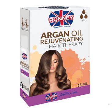 Ronney Argan Oil Rejuvenating Effect odmładzający olejek do włosów 15ml
