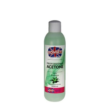 Ronney Professional Acetone Aloe aceton (1000 ml)