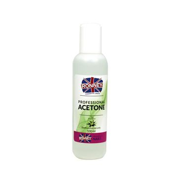 Ronney Professional Acetone Aloe aceton (100 ml)